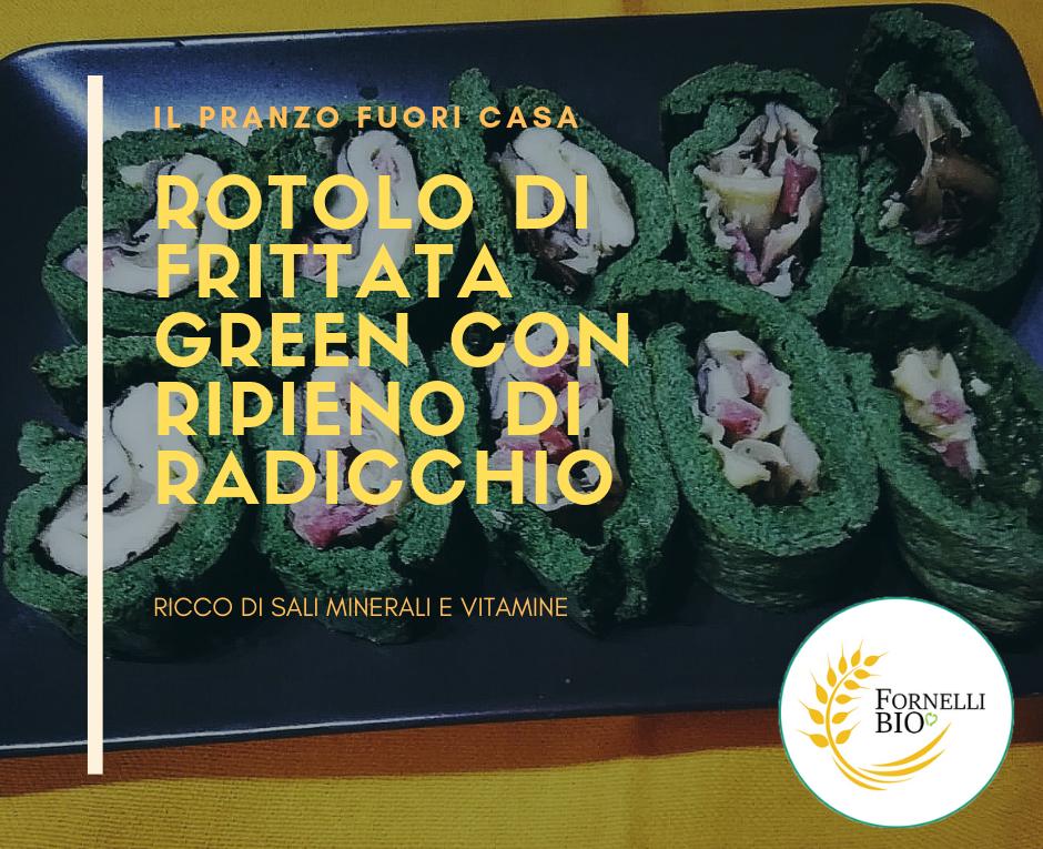 ROTOLO FRITTATA GREEN