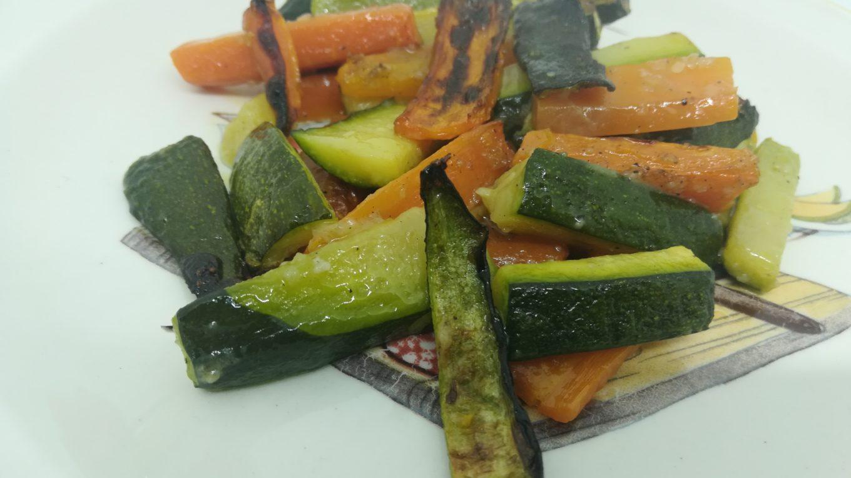 verdure croccanti